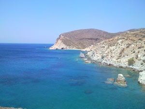 Folegandros beaches