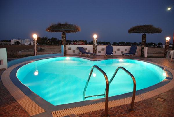 Honeymoon Beach Hotel Perivolos Santorini