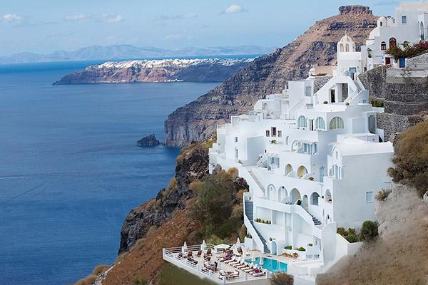 Tzekos Villas Hotel Fira Santorini